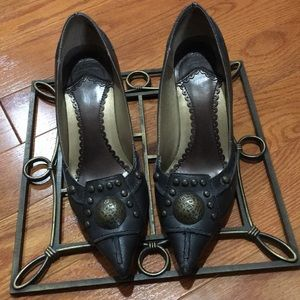 Sam Edelman Gray Heels